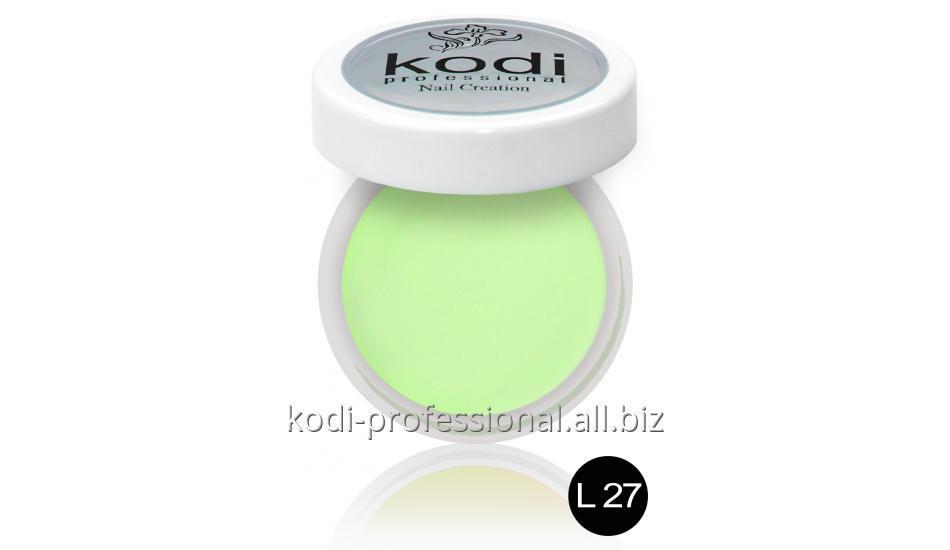 Цветной акрил Kodi prodessional L27