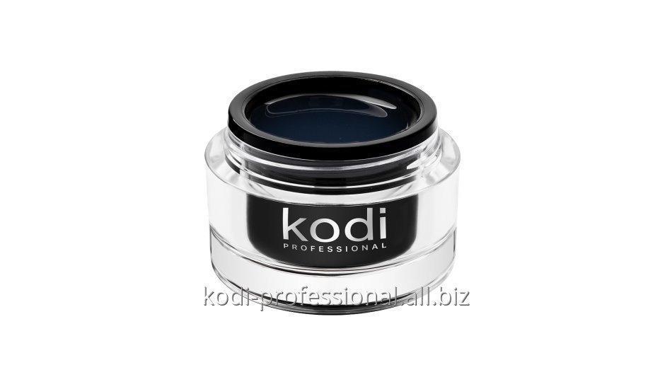 UV Gel Premium Euro Builder Kodi professional 28 мл 1 Фазный розово-прозрачный гель