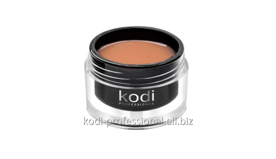 "Masque Peach Gel  Kodi professional 14 ml Матирующий гель ""Персик"""