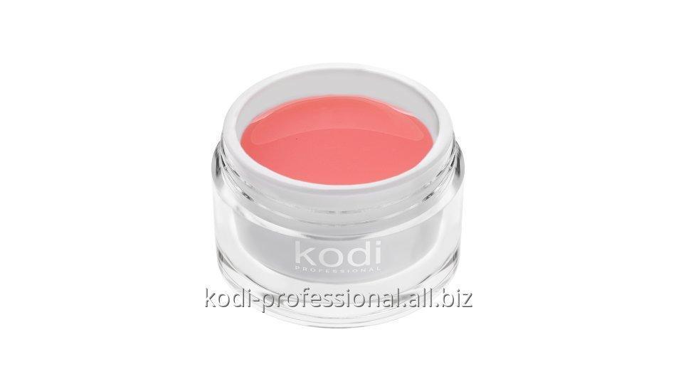 UV Builder Gel Pink Haze Kodi professional 14 ml Гель конструирующий прозрачно розовый