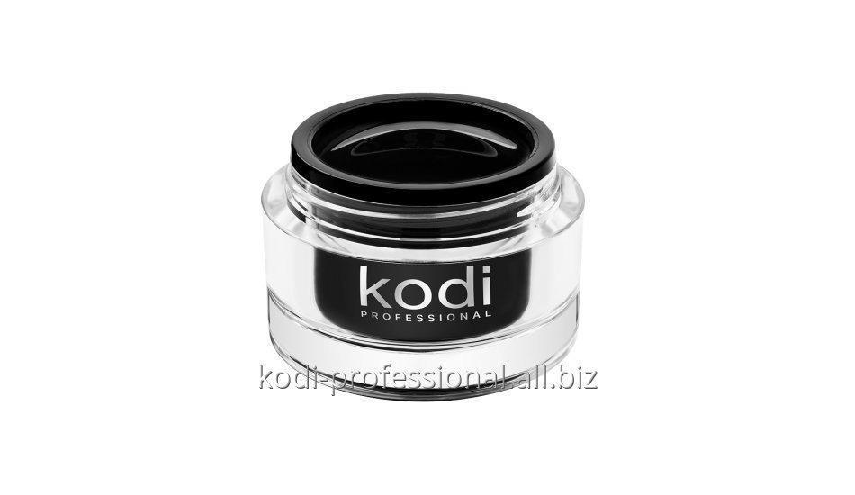 UV Gel KODI Luxe Clear gel Kodi professional 28 мл Биогель для ногтей прозрачный