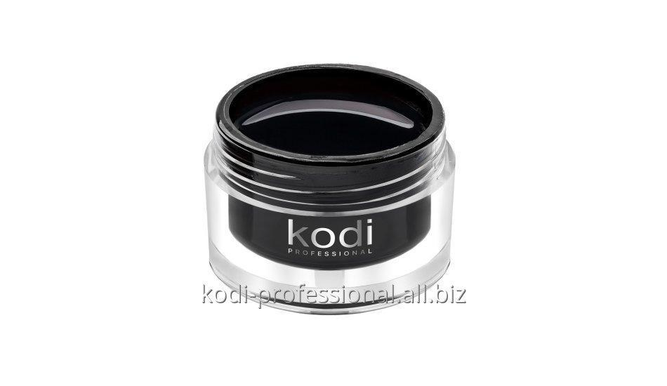UV Gel KODI Luxe Clear gel Kodi professional 14 мл  Биогель для ногтей прозрачный