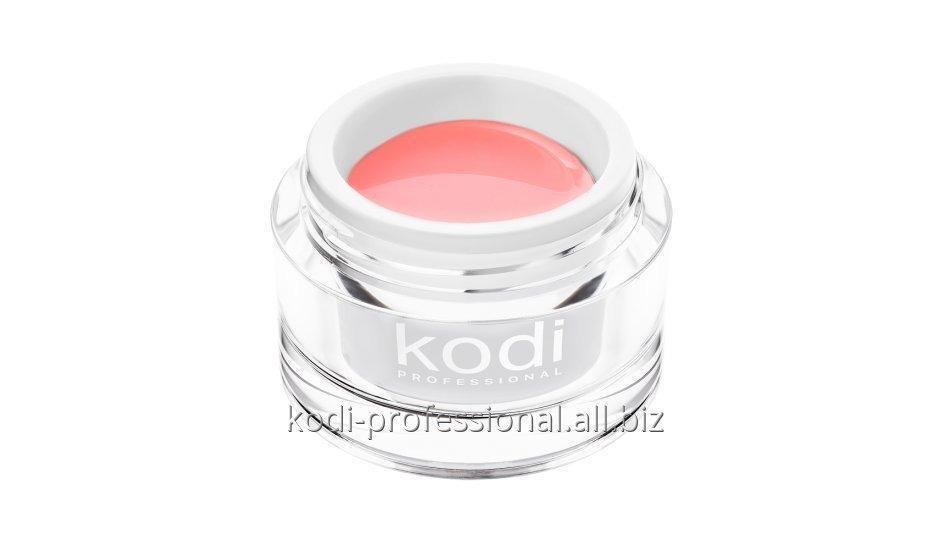 UV Builder Gel Pink Haze Kodi professional 28 ml Гель конструирующий прозрачно розовый