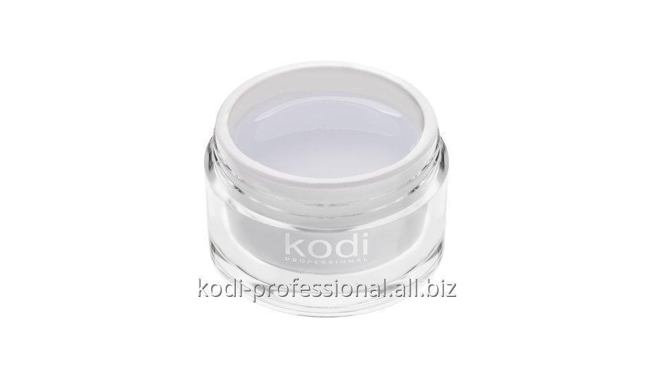 UV Builder Gel Clear Ice Kodi professional 14 ml Прозрачный конструирующий гель
