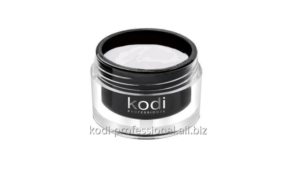 UV Gel Intense white gel Kodi professional 14мл Гель ярко белый конструирующий