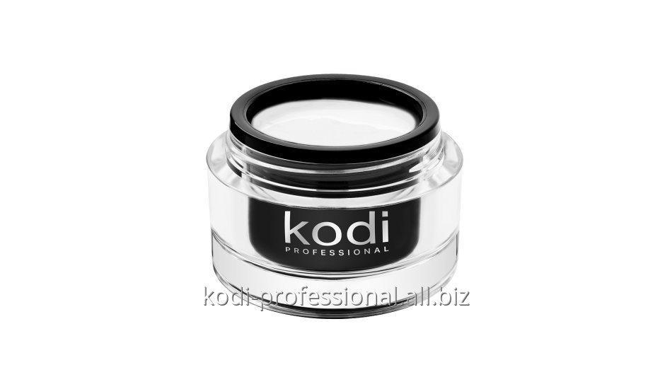 UV Gel Extreme white gel Kodi professional 28 мл Гель ярко белый