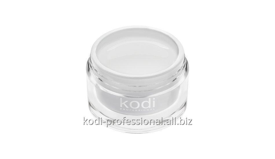 UV Builder Gel White snow Kodi professional 14 ml Гель конструирующий снежно белый