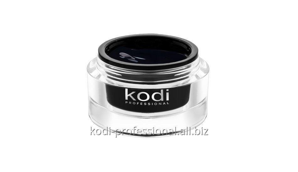 UV Gel Pink Builder gel Kodi professional 28 ml Гель розово-прозрачный