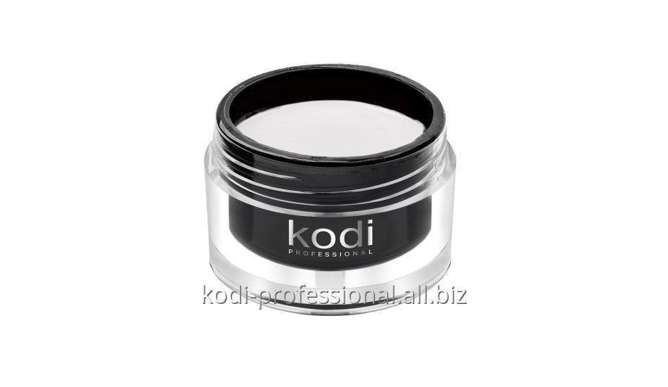 UV Gel Extreme white gel Kodi professional 14мл  Гель краска ярко белая