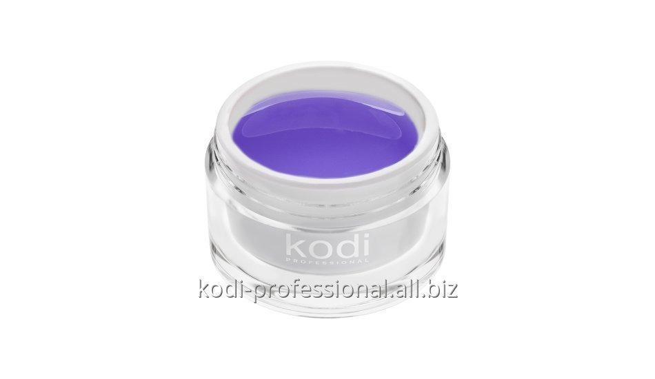 Купить UV Finish Gel Crystal depth Kodi professional 14 мл Гель финиш с липким слоем