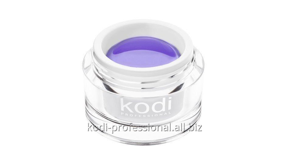 UV Finish Gel Crystal depth Kodi professional 28 мл Гель финиш с липким слоем