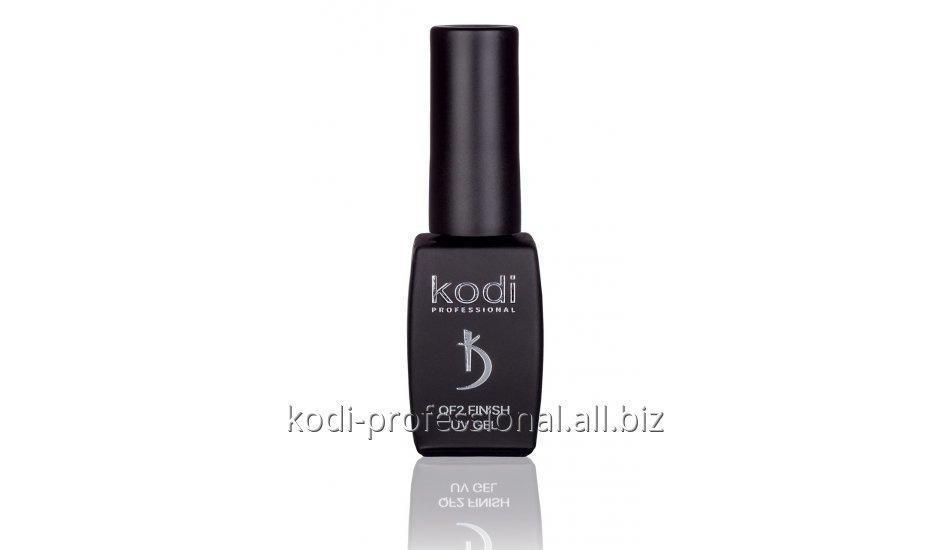 QF2 Finish UV Gel Kodi professional 8 ml Гель финиш без липкого слоя