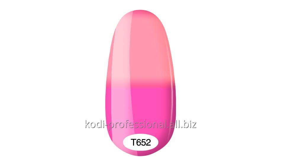 Купить Термо гель лак Kodi professional 8 мл тон Т652
