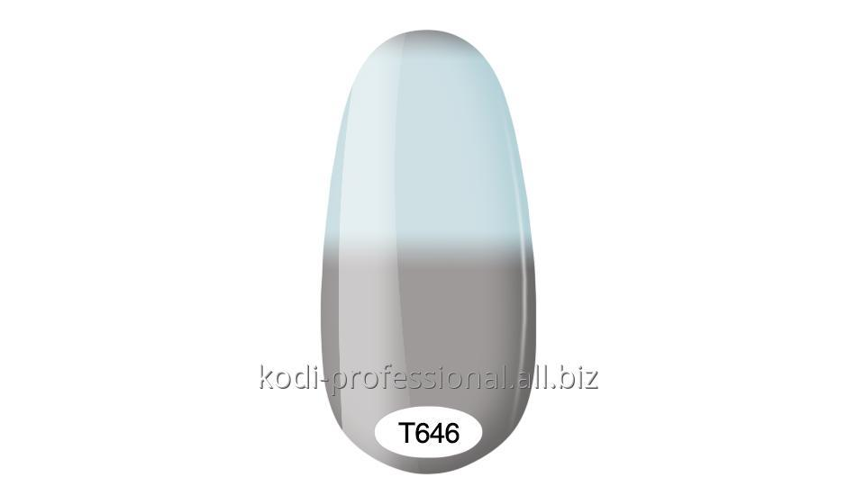 Термо гель лак Kodi professional 8 мл тон Т646