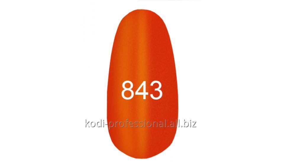 Купить Гель лак 8 мл Kodi «Moonlight» тон 843