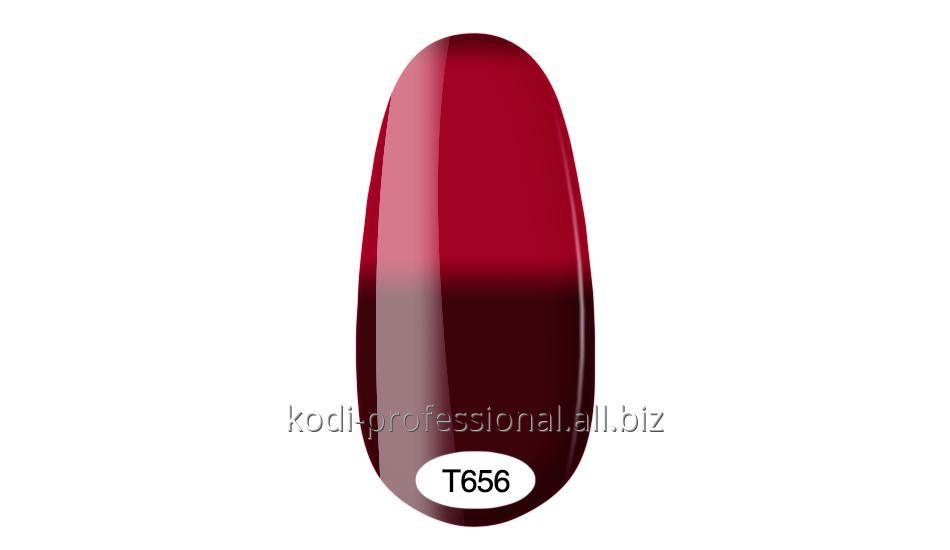 Термо гель лак Kodi professional 8 мл тон Т656