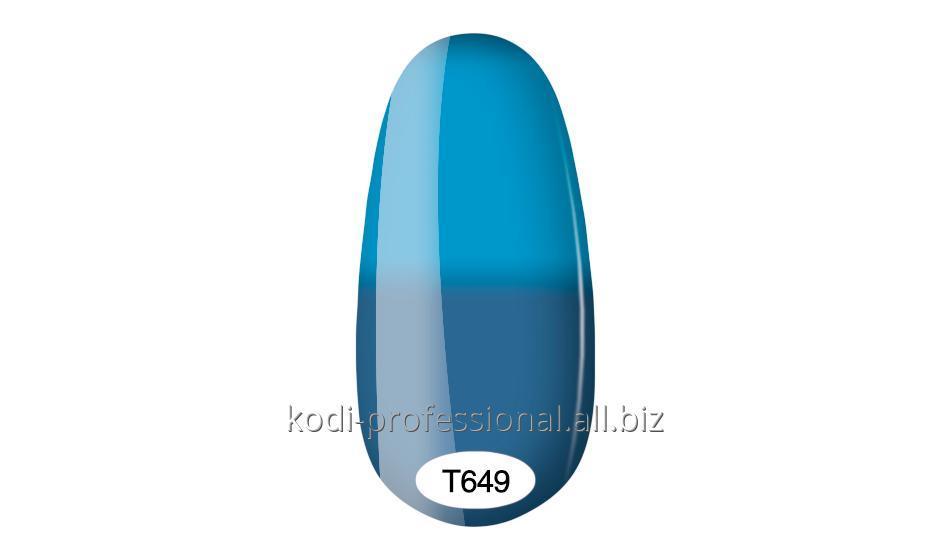 Термо гель лак Kodi professional 8 мл тон Т649