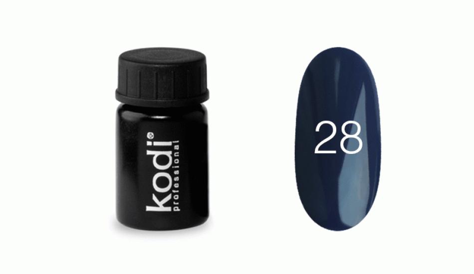 Гель - краска Kodi № 28