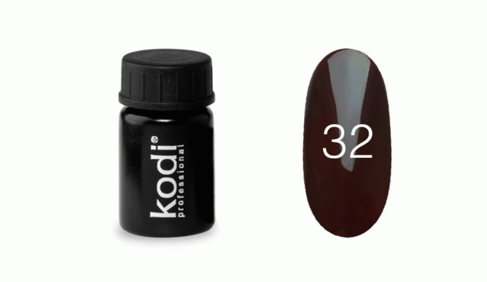 Гель - краска Kodi № 32