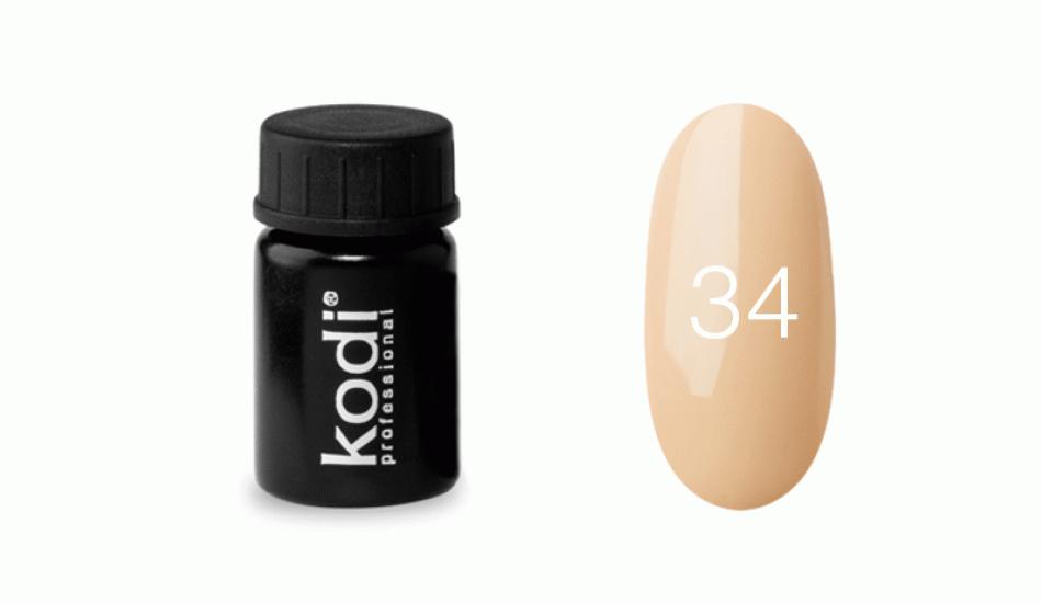 Гель - краска Kodi № 34
