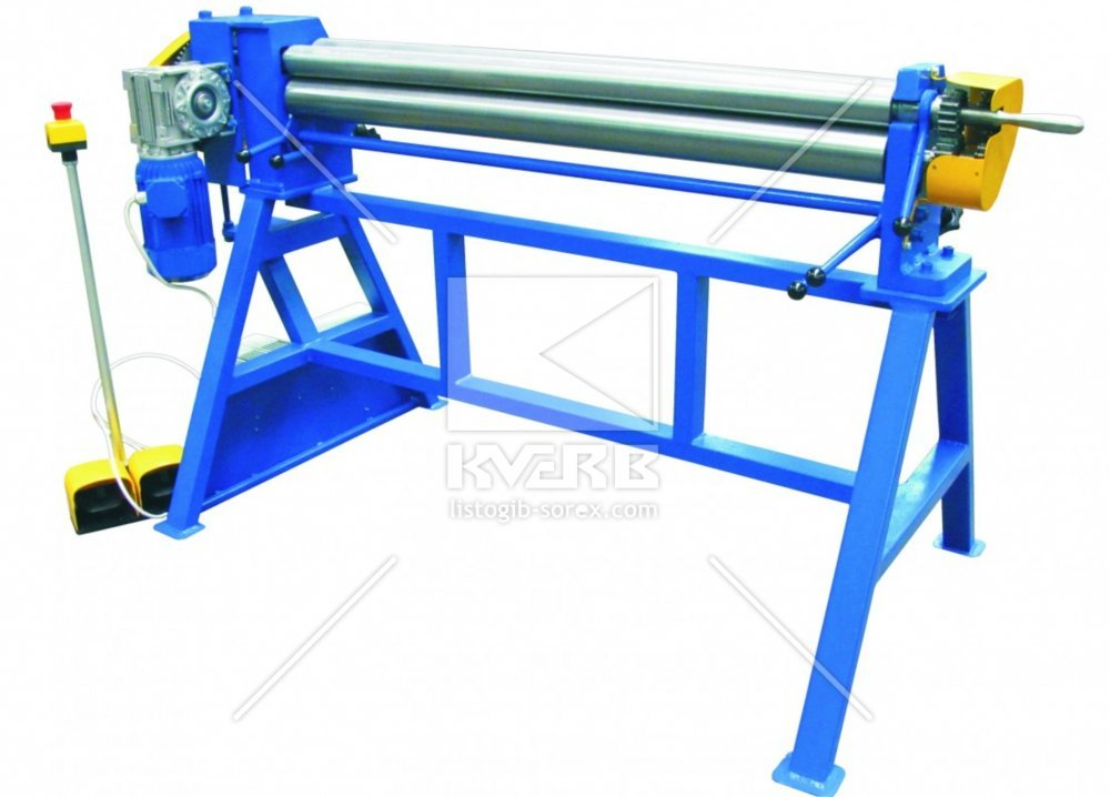 Buy Rollers listogibochny with the ZW 1300/1,5 electric drive