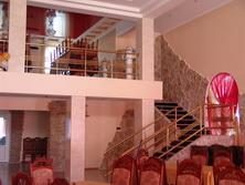 Ограждения балконов, лестниц из нержавеющей стали с покрытием нитридом титана