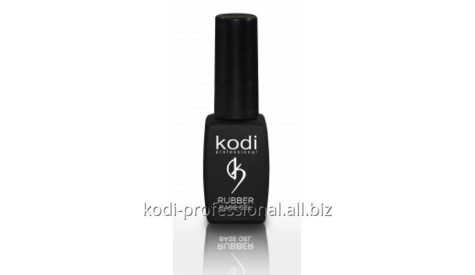Rubber Base Kodi professional 8 мл Каучуковая основа для гель лака