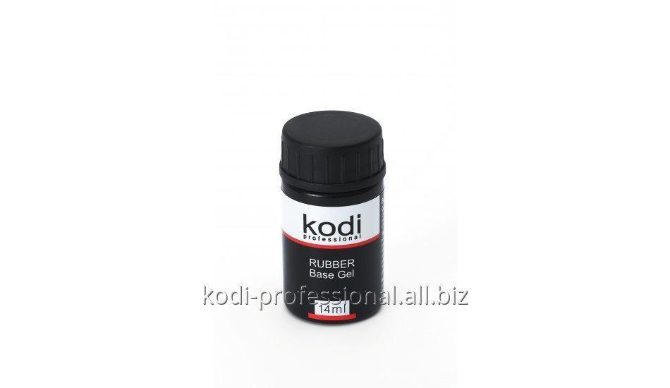 Rubber Base Kodi professional 14 мл Каучуковая основа для гель лака