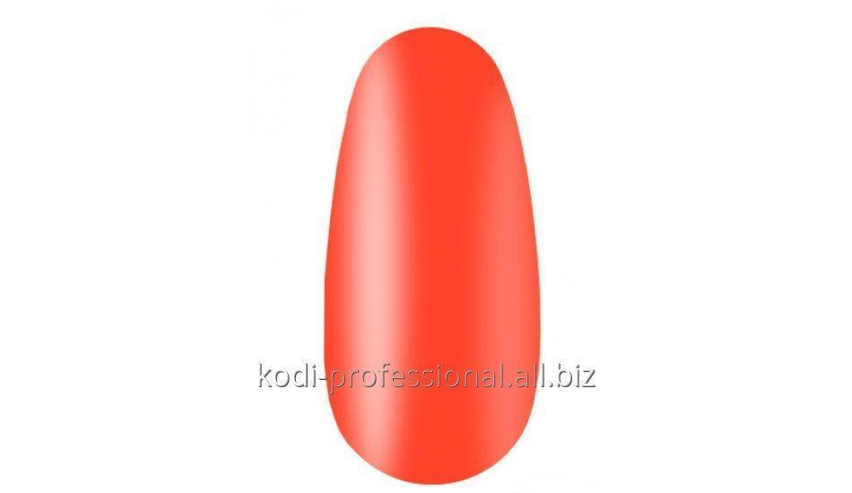 Гель-лак Kodi 8 мл, тон № 01 ml, red