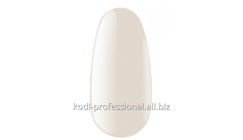 Гель-лак Kodi 8 мл, тон № 01 m, milk