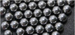 Шары кремний-молибденовые 55СМ5ФА;55СМ5ФА-ШД ТУ 37.006.001-77 (для изготовления бурового инструмента).