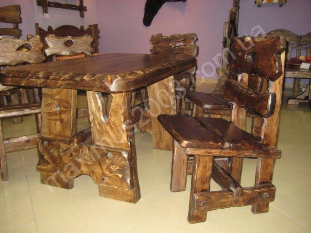 Столы стулья под старину
