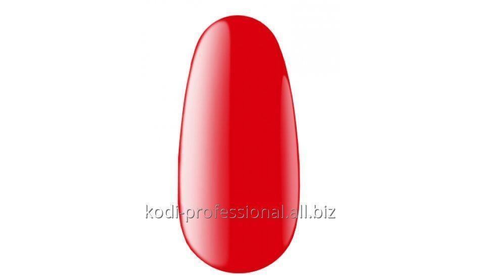 Гель-лак Kodi 8 мл, тон № 20 ml, red