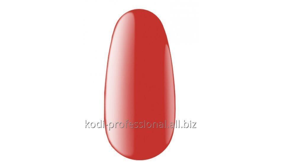 Гель-лак Kodi 8 мл, тон № 40 ml, red