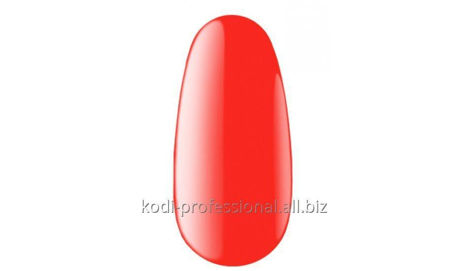Гель-лак Kodi 8 мл, тон № 10 ml, red
