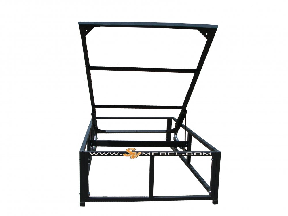 Buy Bed frame with the lifting mechanism and the metal basis of 2000*900 mm