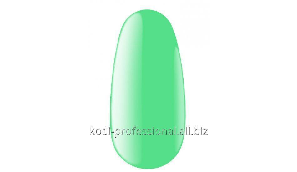 Гель-лак Kodi 8 мл, тон № 50 gy, green&yellow