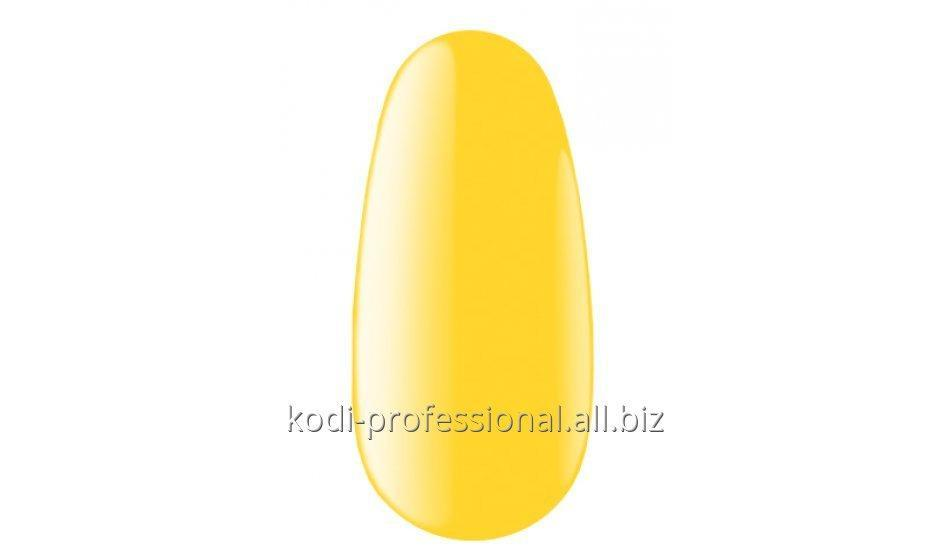 Гель-лак Kodi 8 мл, тон № 10 gy, green&yellow
