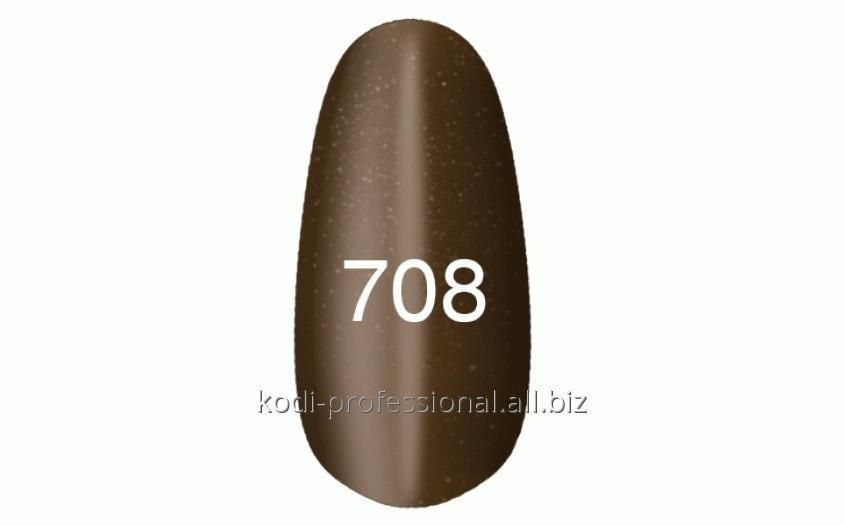 "Buy Gel varnish of 8 ml of Kodi ""Moonlight"" tone 708"