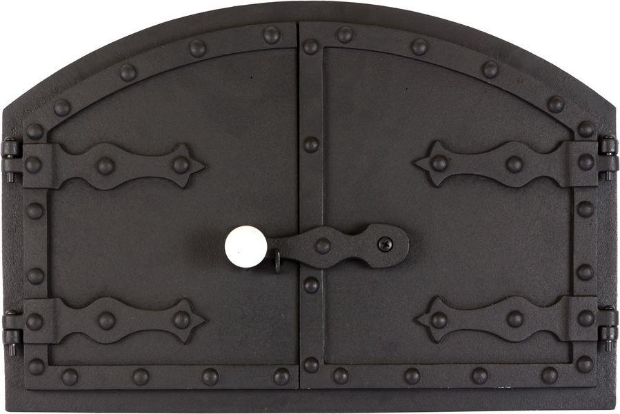 Дверцы для печи LANGALLO  (Дверцы для хлебной печи) (540*360/510*325)