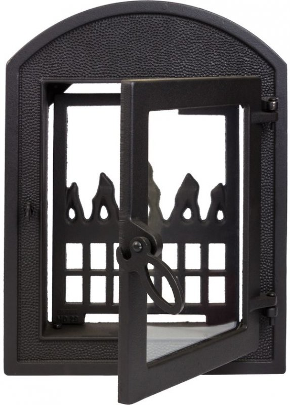 Печные двери DALI Великі двері 350*470