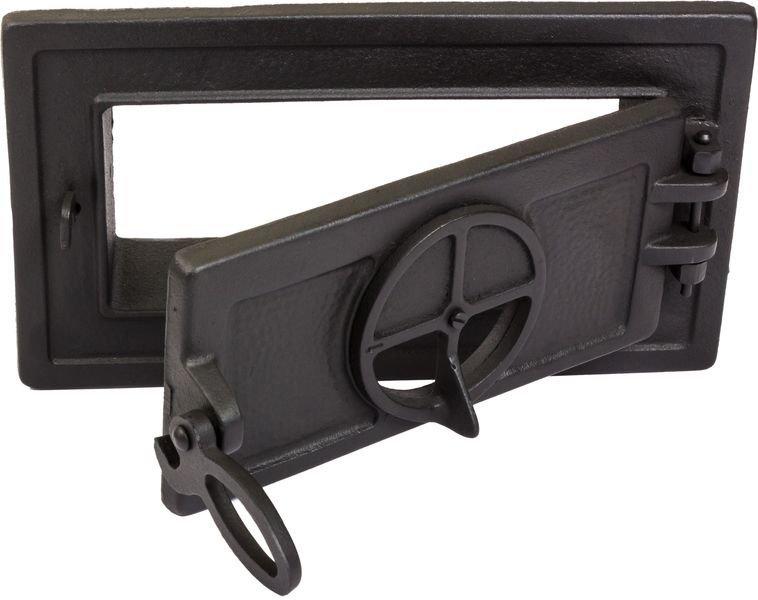 Зольные двери для печи DALI (200X340/260X120)