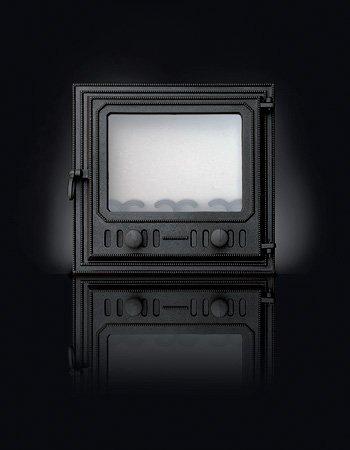 Печные/Каминные дверцы TOSZKA 500х500/425*420