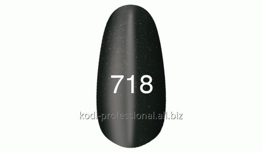 Гель лак 8 мл Kodi «Moonlight» тон 718