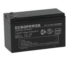 Купить Аккумуляторные батареи Europower