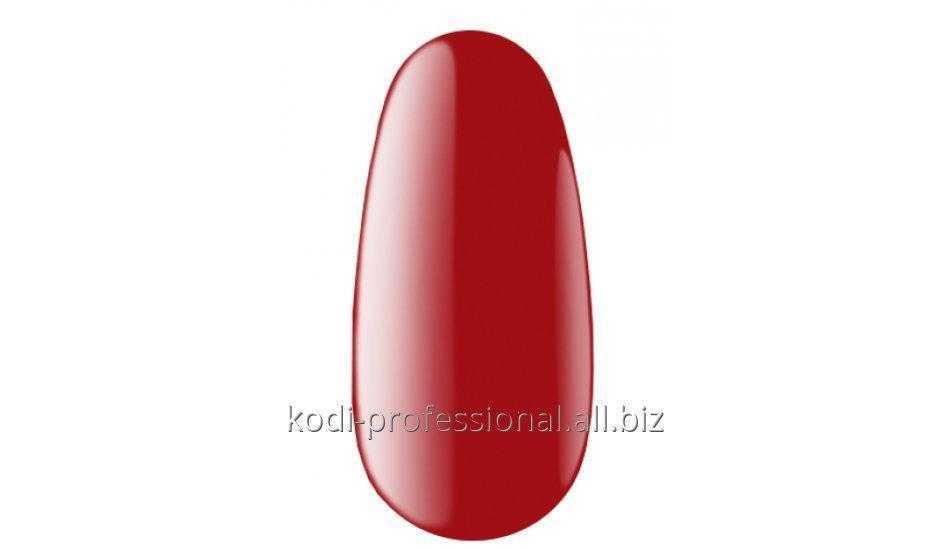 Гель-лак Kodi 8 мл, тон № 80 ml, red