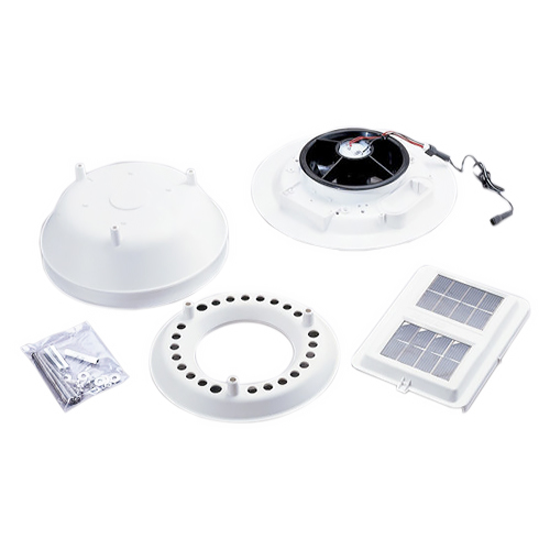Davis 7747 the Set of protection of sensors against solar radiation with the cooling fan