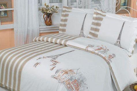 Полуторный комплект постельного белья  Р26-ПК-1002