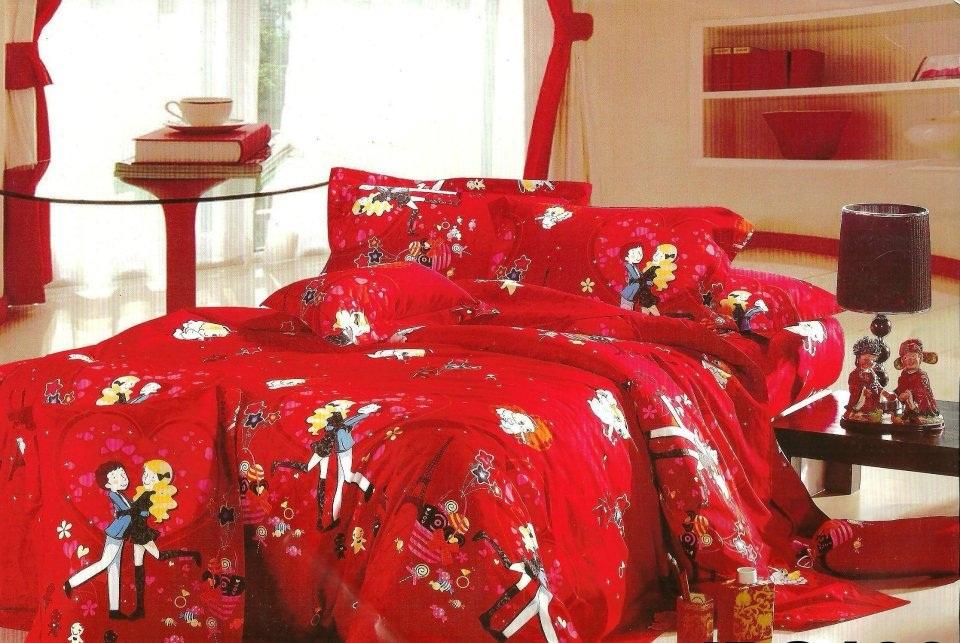 Полуторный комплект постельного белья Р26-ПК-1006
