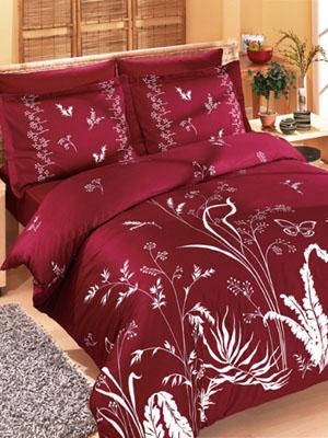 Полуторный комплект постельного белья Р26-ПК-1009